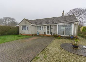 Thumbnail 3 bed detached bungalow for sale in Victoria, Roche, St. Austell