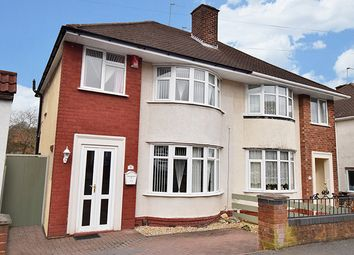 Thumbnail 3 bed semi-detached house for sale in Rosemary Crescent, Dudley, West Midlands