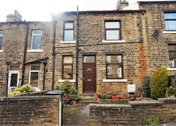 Thumbnail 2 Bed Terraced House For Sale In Calder Avenue Halifax
