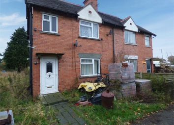 Eastwick Lane, Eastwick, Ellesmere, Shropshire SY12. 3 bed semi-detached house