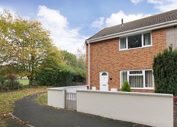Thumbnail 2 bed end terrace house for sale in St. Francis Drive, Winterbourne, Bristol