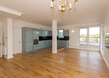 Thumbnail 3 bed flat to rent in Bourne Place, London, Chiswick