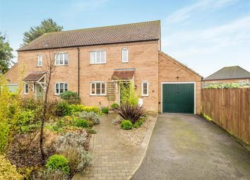 Thumbnail 3 bed semi-detached house for sale in John Franklin Way, Erpingham, Norwich