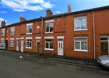 Thumbnail 2 bed terraced house to rent in Victoria Street, Wigston, Leicester