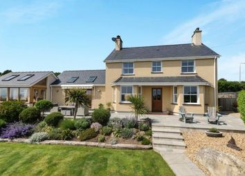 Thumbnail 3 bed detached house for sale in Mynytho, Gwynedd, .