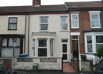Thumbnail 4 bedroom terraced house to rent in 11 Angel Road, Norwich, Norfolk