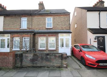 Thumbnail 2 bed terraced bungalow for sale in Marks Road, Romford