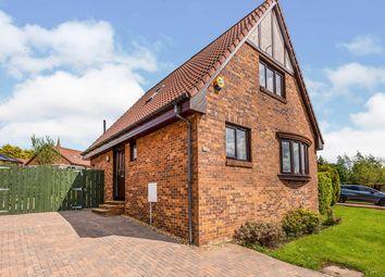 Thumbnail 3 bed detached house for sale in Glen View Road, Gorebridge, Midlothian