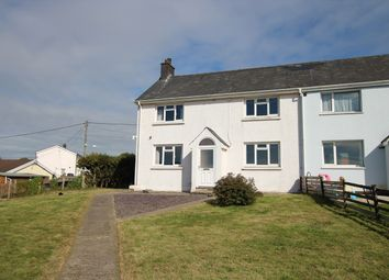 Thumbnail 3 bed semi-detached house for sale in 4 Bron Llethi, Llanarth