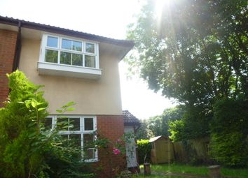 Thumbnail 1 bed end terrace house to rent in Bottisham Close, Lower Earley, Reading