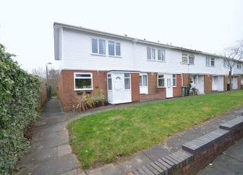 Thumbnail 3 bedroom end terrace house for sale in Himbleton Close, Redditch