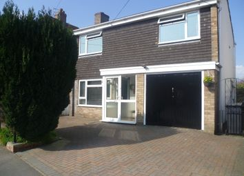 Thumbnail 3 bed detached house to rent in Ridgeway Lane, Whitchurch, Bristol