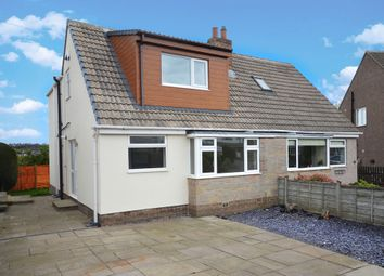 Thumbnail 3 bed semi-detached house for sale in Abbey Drive, Shepley, Huddersfield, West Yorkshire