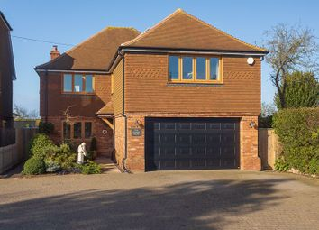 4 bed detached house for sale in Stone Street, Stanford, Ashford TN25