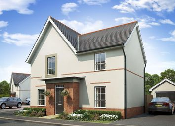 """Thumbnail 4 bedroom detached house for sale in """"Lincoln"""" at Cefn Glas Road, Bridgend"""
