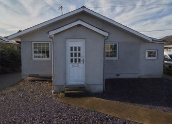 Thumbnail 3 bed detached bungalow for sale in Efailnewydd, Pwllheli