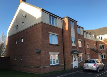 Thumbnail 1 bed flat for sale in 19 Clough Close, Middlesbrough, Cleveland