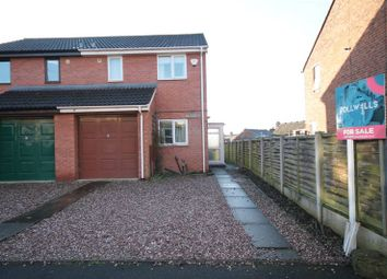 Thumbnail 2 bed semi-detached house for sale in Longslow Road, Market Drayton