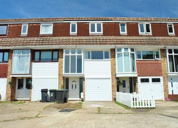 Thumbnail 3 bed town house for sale in Rowner Road, Gosport