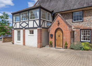 Thumbnail 4 bed link-detached house for sale in High Street, Coltishall, Norwich