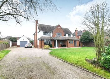 Thumbnail 4 bed detached house for sale in Abbotswood, Evesham