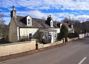 Thumbnail 2 bedroom semi-detached house for sale in Glenlivet, Ballindalloch