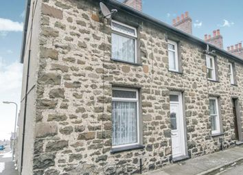 Thumbnail 3 bed end terrace house for sale in Erasmus Street, Penmaenmawr, Conwy, North Wales