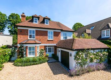 Thumbnail 5 bed detached house for sale in Vine Road, East Molesey
