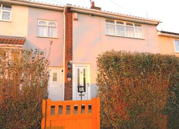 Thumbnail 3 bedroom terraced house for sale in Sanders Close, Dudley