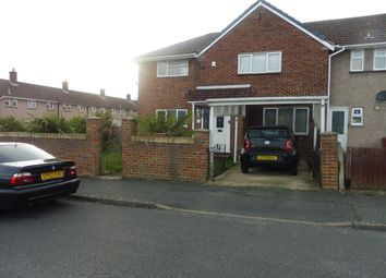 Thumbnail 4 bedroom end terrace house for sale in Thorndike, Slough