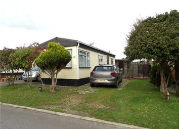 Thumbnail 1 bed property for sale in Grange Park Mobile Homes, Shamblehurst Lane South, Hedge End