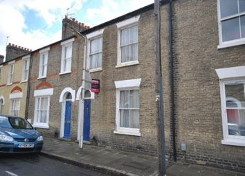 Thumbnail 2 bedroom terraced house to rent in Norwich Street, Cambridge