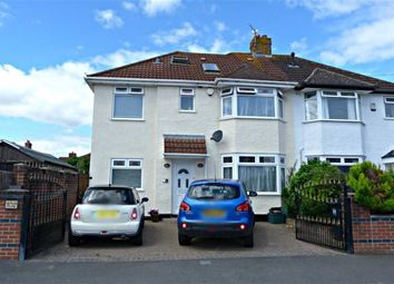 Thumbnail 5 bed semi-detached house for sale in Kinsale Road, Whitchurch, Bristol