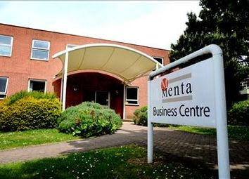 Thumbnail Office to let in The Menta Business Centre, 5 Eastern Way, Bury St. Edmunds