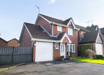 Thumbnail 3 bed detached house for sale in The Laurels, Bedworth, Warwickshire