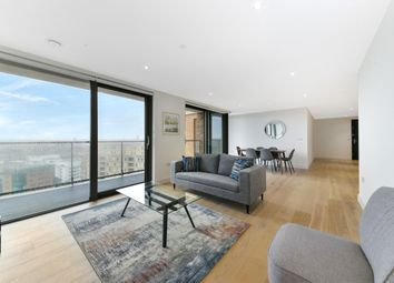 Thumbnail Flat to rent in Heritage Tower, Canary Wharf, London