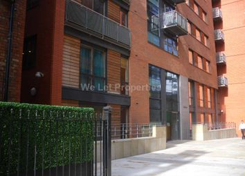 Thumbnail 1 bed flat to rent in Little John Street, Manchester