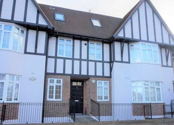 Thumbnail 3 bed flat for sale in Sinclair Grove, London