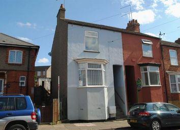 Thumbnail 3 bedroom end terrace house for sale in Newington Road, Kingsthorpe, Northampton