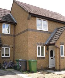 Thumbnail 2 bed terraced house to rent in Lucerne Close, Cherry Hinton, Cambridge