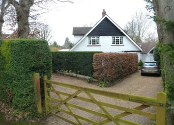 Thumbnail 4 bed detached house for sale in Keswick Road, Fetcham, Leatherhead
