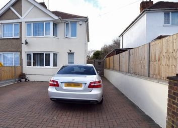 Thumbnail 3 bed semi-detached house to rent in Russell Road, Northolt