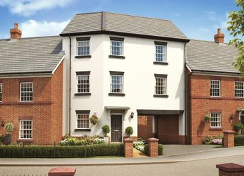 "Thumbnail 3 bed terraced house for sale in ""Woodhey"" at Nantwich Road, Tarporley"