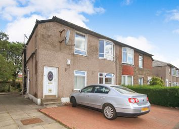 Thumbnail 4 bed flat for sale in Curtis Avenue, Glasgow
