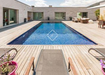 Thumbnail 4 bed villa for sale in Spain, Barcelona North Coast (Maresme), Vallromanes, Lfs9437