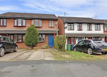 Thumbnail 3 bed mews house for sale in Holly Walk, Northwich, Cheshire