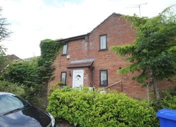 Thumbnail 2 bed maisonette to rent in Bridestowe Close, Stoke-On-Trent
