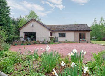 Thumbnail 3 bedroom bungalow for sale in Libberton, Carnwath, Lanark