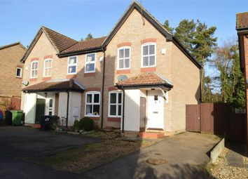 Thumbnail 2 bedroom property to rent in Hamilton Close, Swaffham