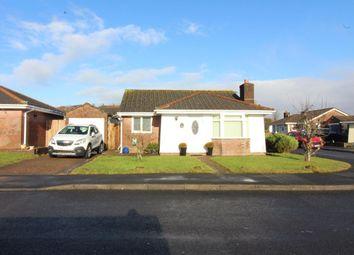 Thumbnail 2 bed bungalow for sale in Bryn Rhosyn, Merthyr Road, Tredegar, Blaenau Gwent. Np23.